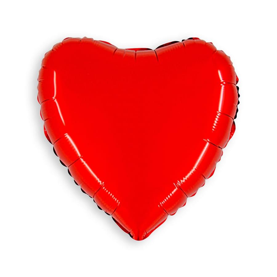 45 cm Happy Saint Valentin Coeur Rouge Foil Balloon Romantique Fête Décoration