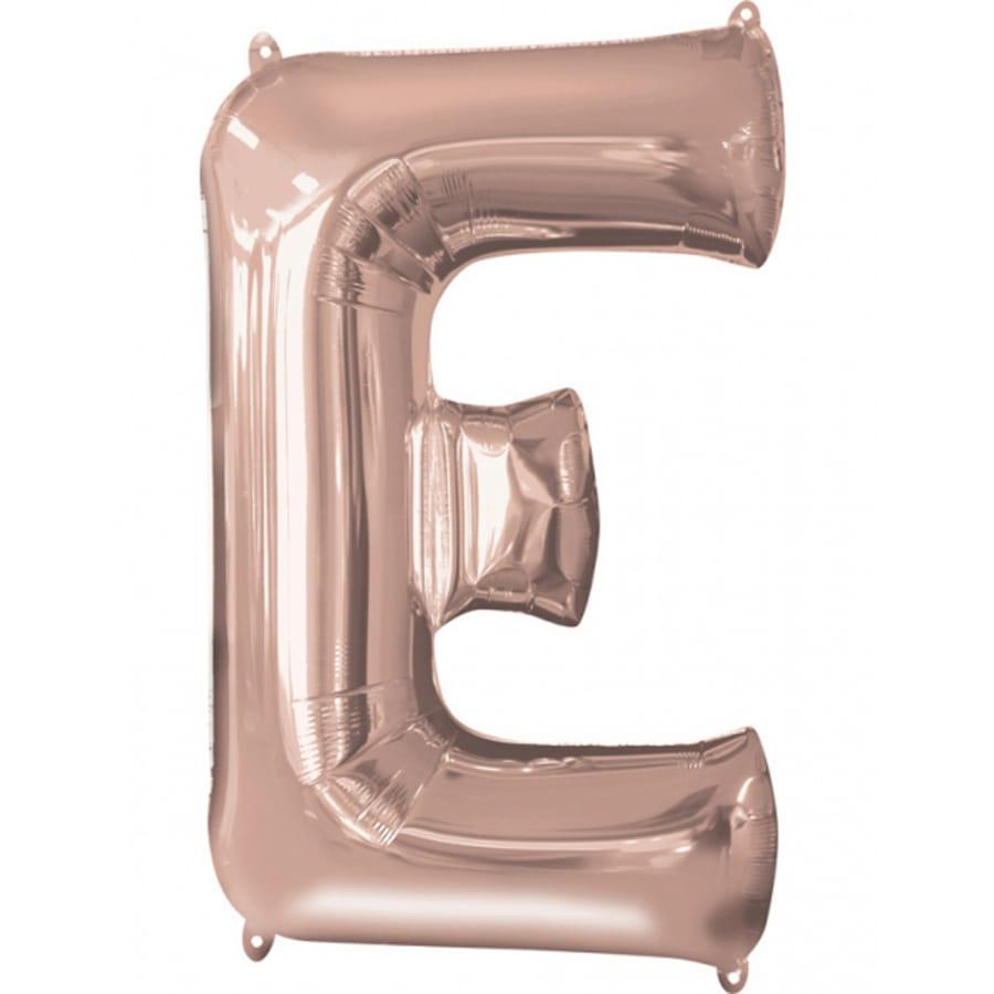 ballon rose g u00e9ant en forme de lettre