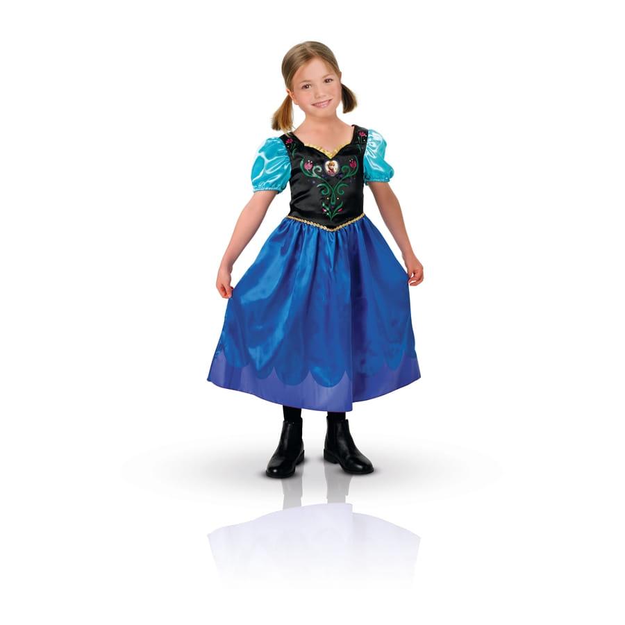 Costume anna reine des neiges pour enfant - Anna reines des neiges ...
