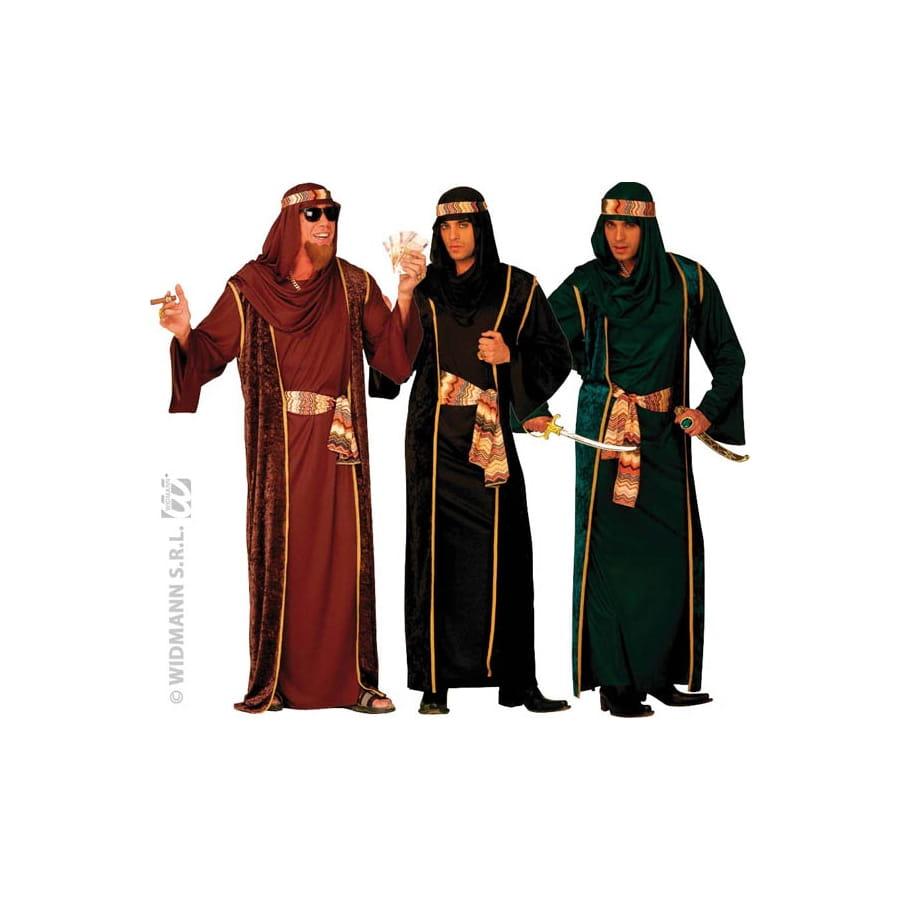 costume chef arabe velours. Black Bedroom Furniture Sets. Home Design Ideas