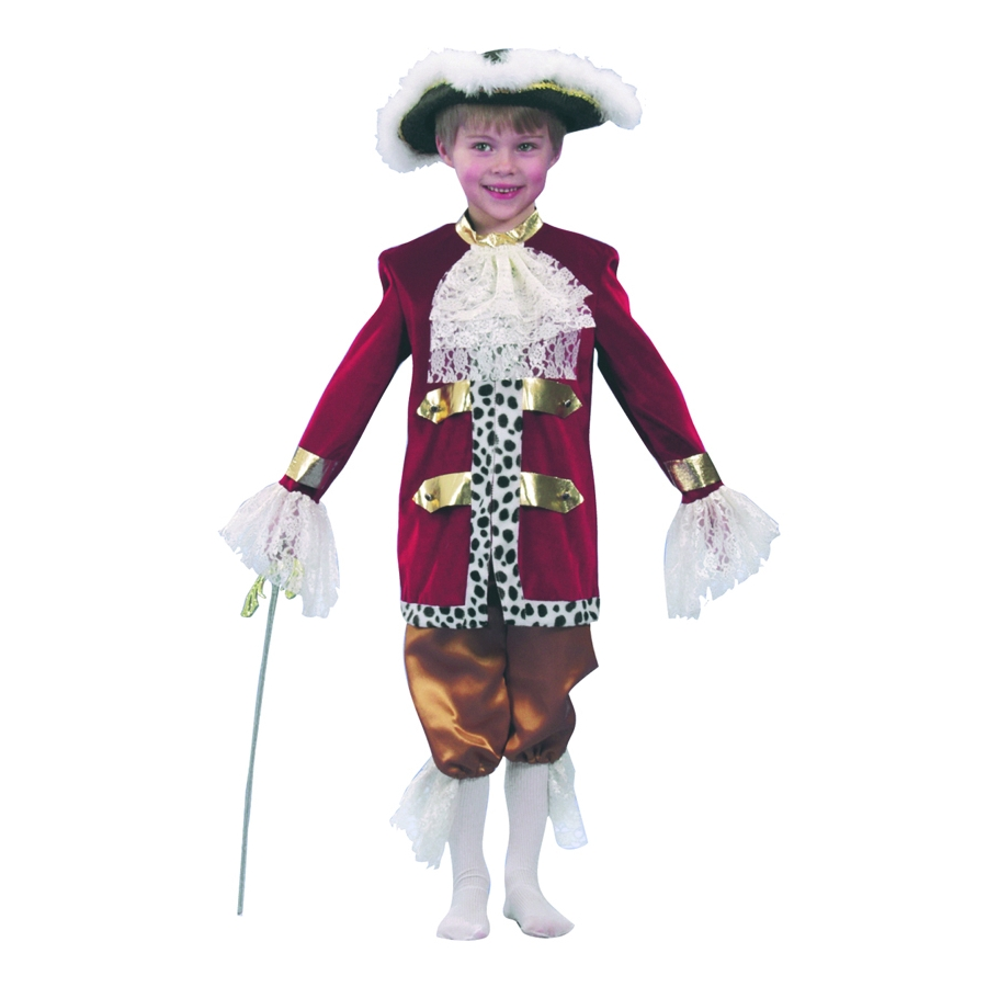 Costume Casanova enfan...