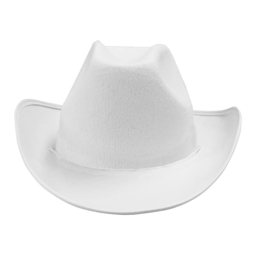 chapeau de cow boy blanc adulte. Black Bedroom Furniture Sets. Home Design Ideas