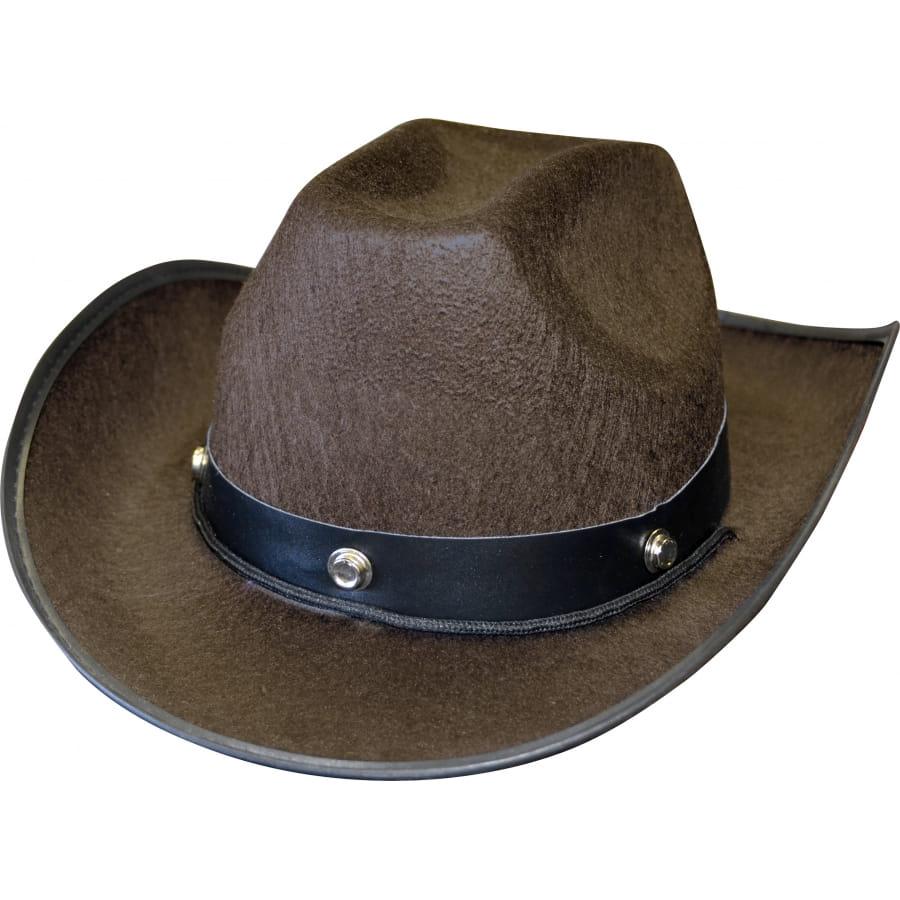 chapeau de cow boy marron. Black Bedroom Furniture Sets. Home Design Ideas