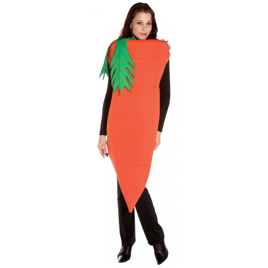 costume de carotte pour femme. Black Bedroom Furniture Sets. Home Design Ideas