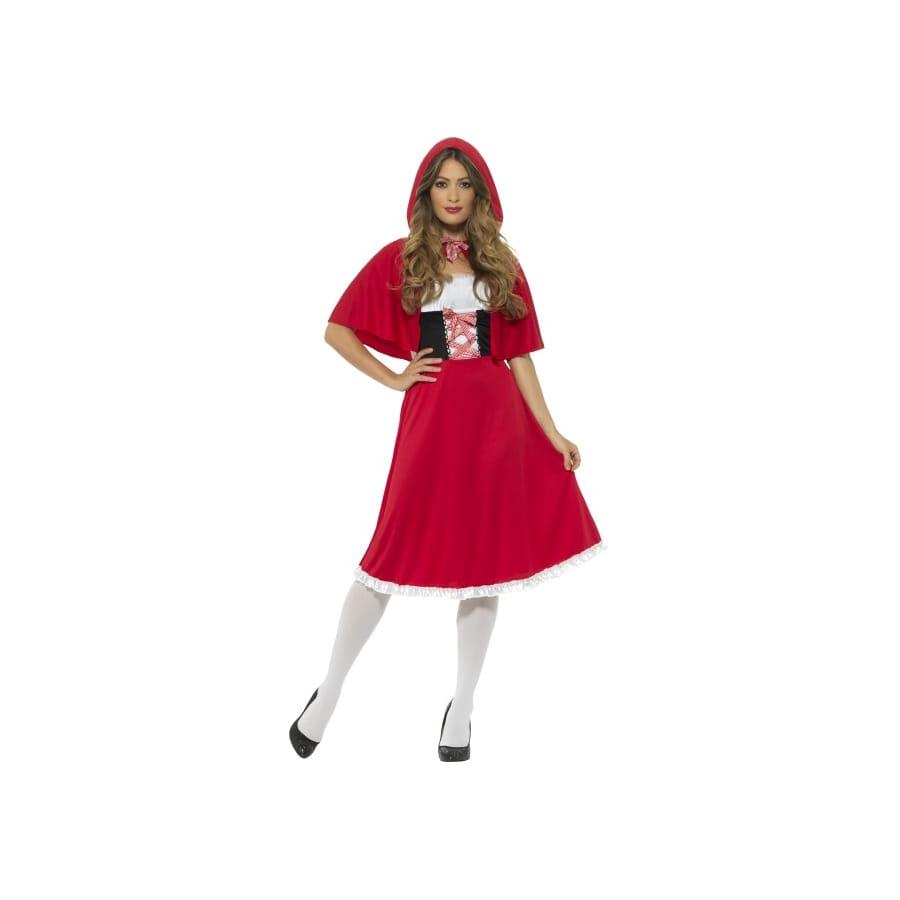 costume de chaperon rouge pour femme adulte. Black Bedroom Furniture Sets. Home Design Ideas