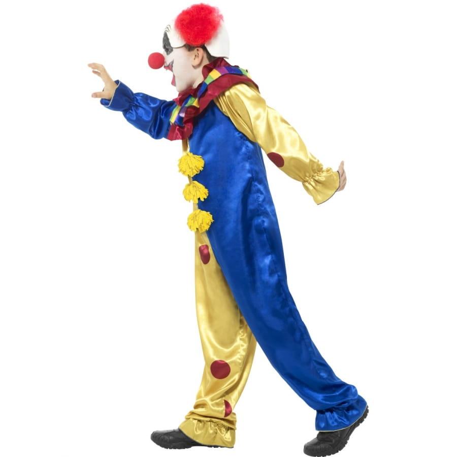 costume du clown pour enfant chair de poule. Black Bedroom Furniture Sets. Home Design Ideas