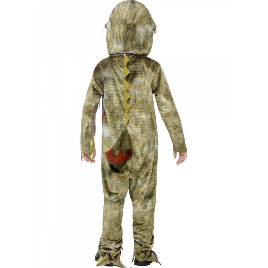 costume de dinosaure zombie pour enfant. Black Bedroom Furniture Sets. Home Design Ideas