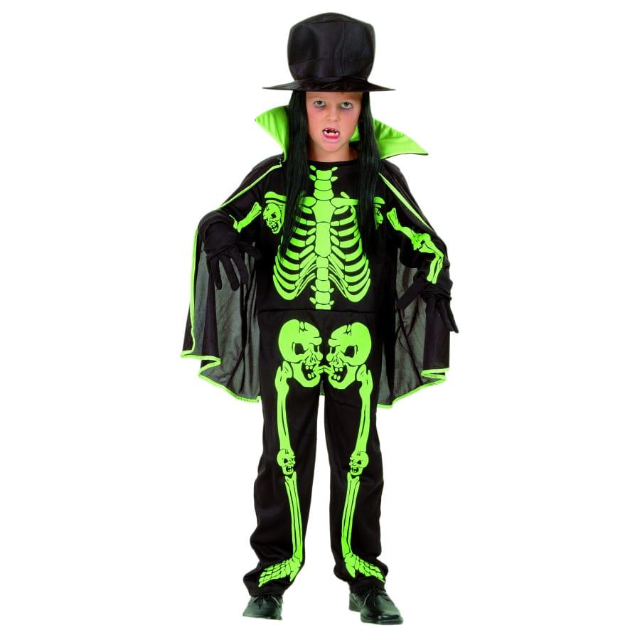 costume d 39 enfant squelette. Black Bedroom Furniture Sets. Home Design Ideas
