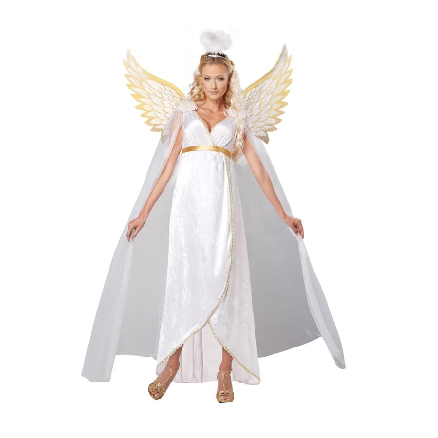 costume de femme ange gardien. Black Bedroom Furniture Sets. Home Design Ideas
