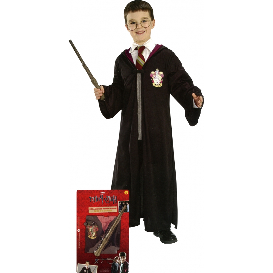 costume d'harry potter licence