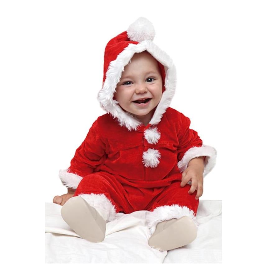 e011d1ffea283 Costume de père noël pour bébé