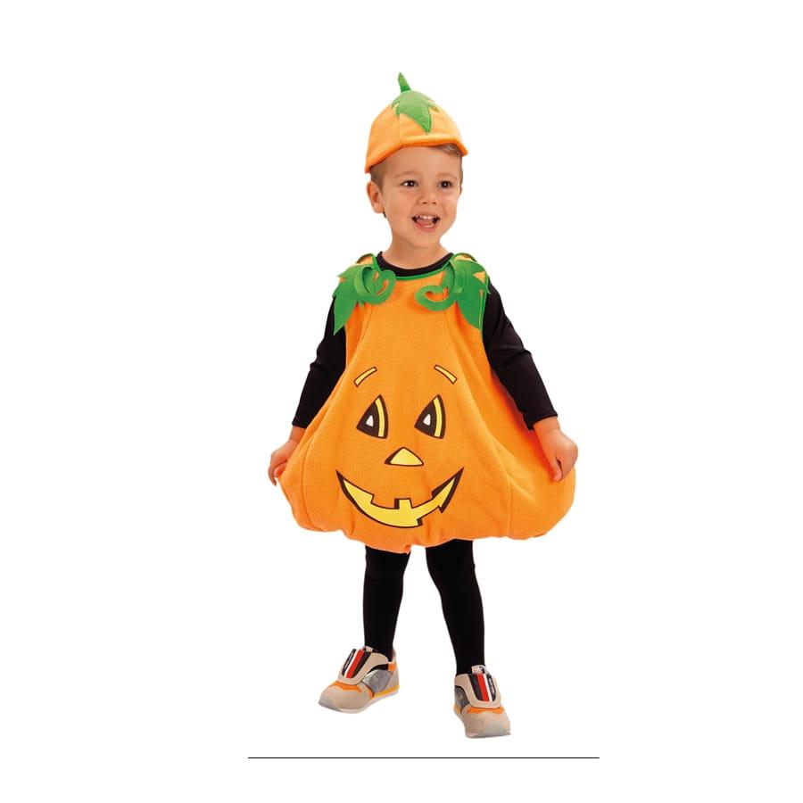 Costume de petite citrouille pour enfant - Deguisement de citrouille ...