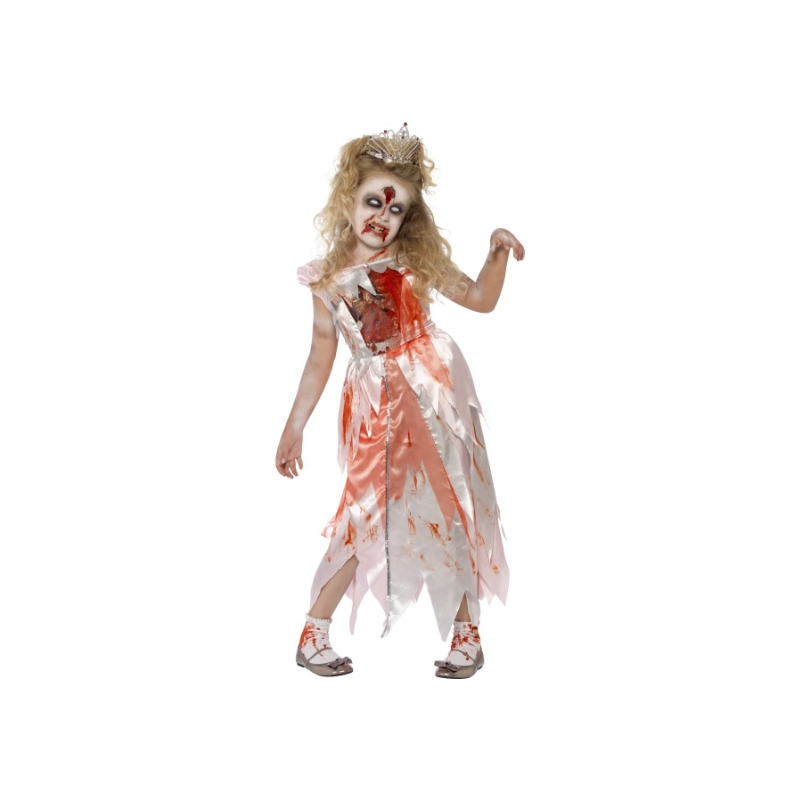 costume de princesse zombie enfant. Black Bedroom Furniture Sets. Home Design Ideas