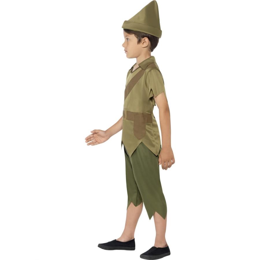 Costume de robin des bois pour enfant - Deguisement robin des bois fille ...