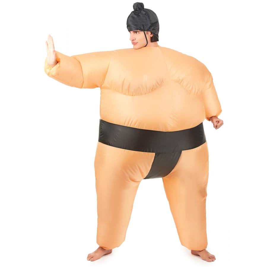 """Résultat de recherche d'images pour """"costume sumo gonflable"""""""