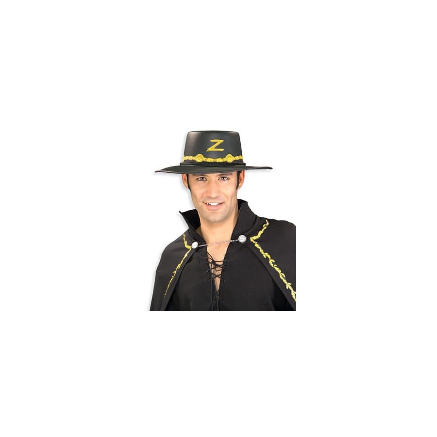 chaussures d'automne acheter 2019 meilleurs Chapeau de Zorro officiel pour adulte