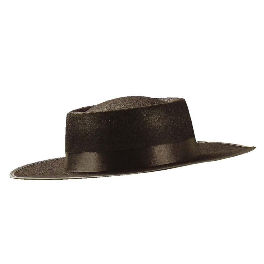 fournir beaucoup de grand assortiment grand choix de Chapeau de zorro pour adulte, en feutrine