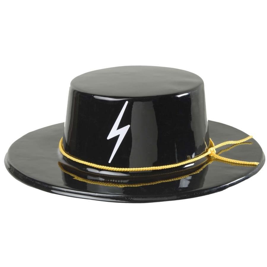 site réputé nouveaux prix plus bas nouveau style de Chapeau de zorro vernis pour adulte