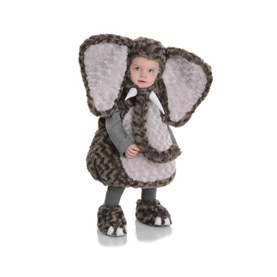 Costume éléphant En Peluche Pour Enfant