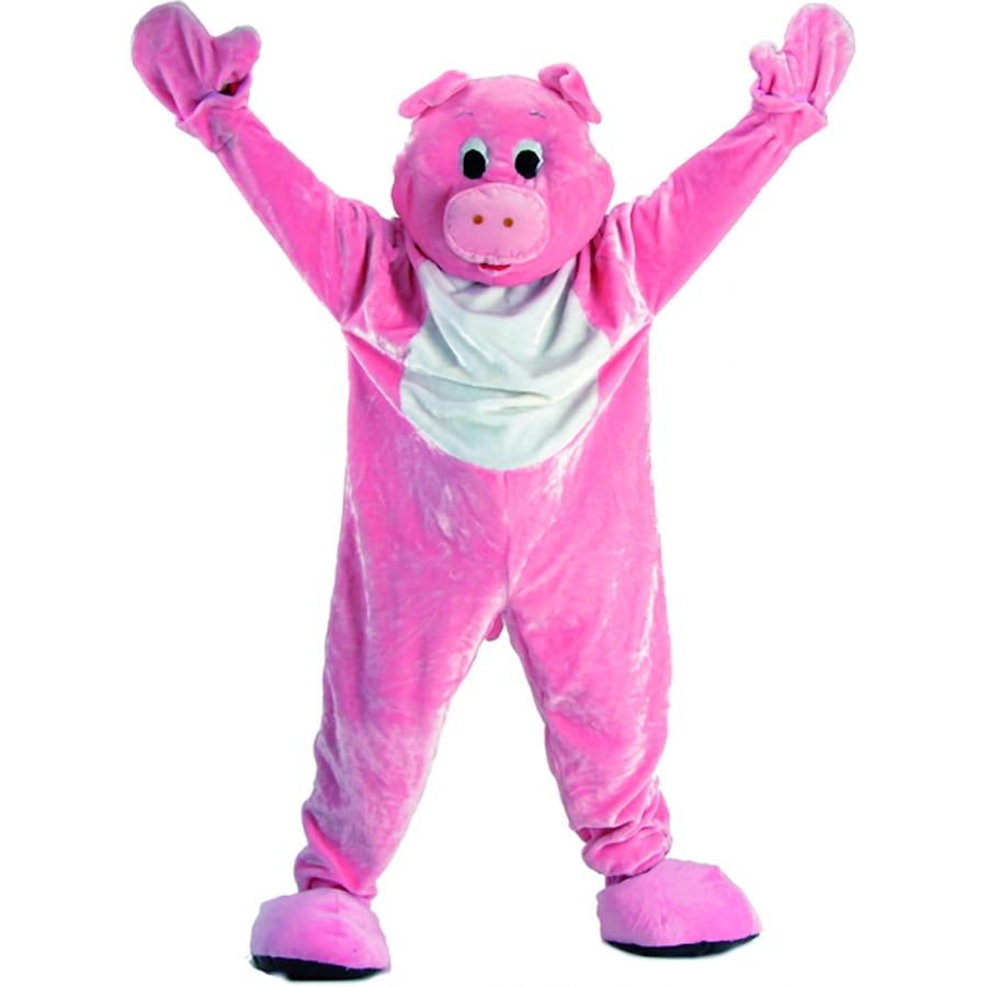 Costume grosse t te de cochon - Tete de cochon a colorier ...