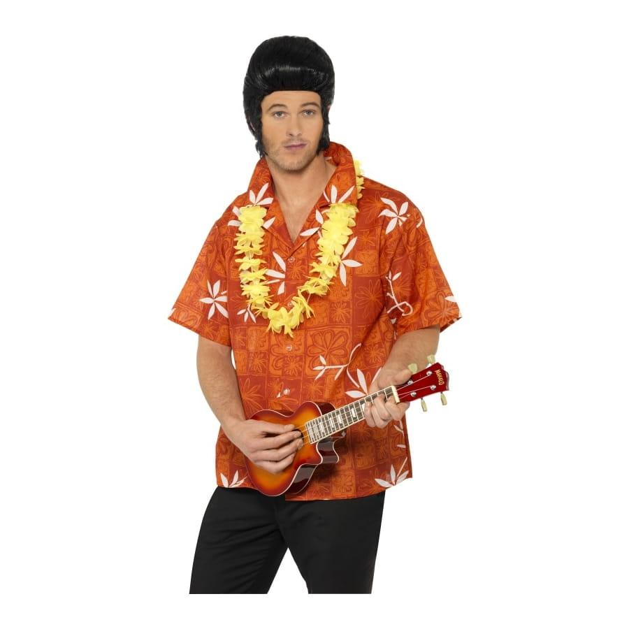 Chemise Homme Homme Hawaienne Elvis Hawaienne Chemise Homme Elvis Elvis Chemise Hawaienne Homme Chemise Hawaienne R5LA34j