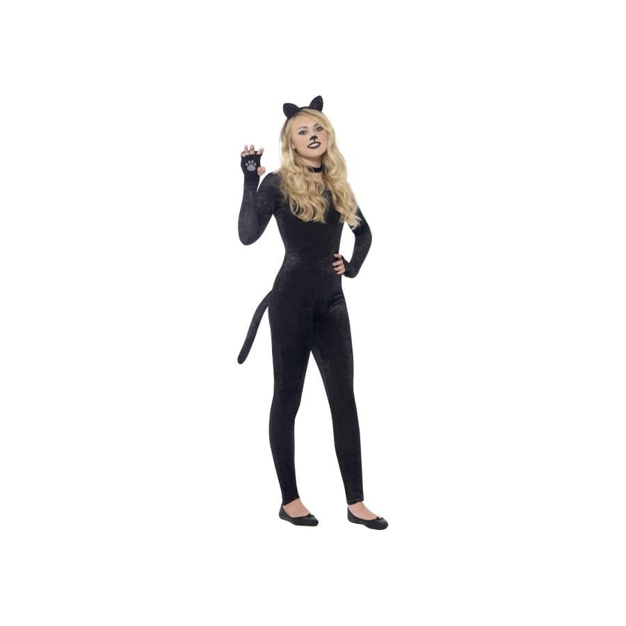 black cat halloween costume ideas