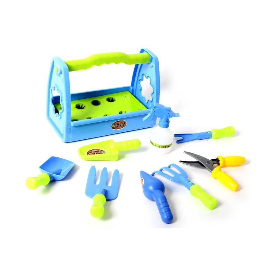 caisse outils jouet pour enfant. Black Bedroom Furniture Sets. Home Design Ideas