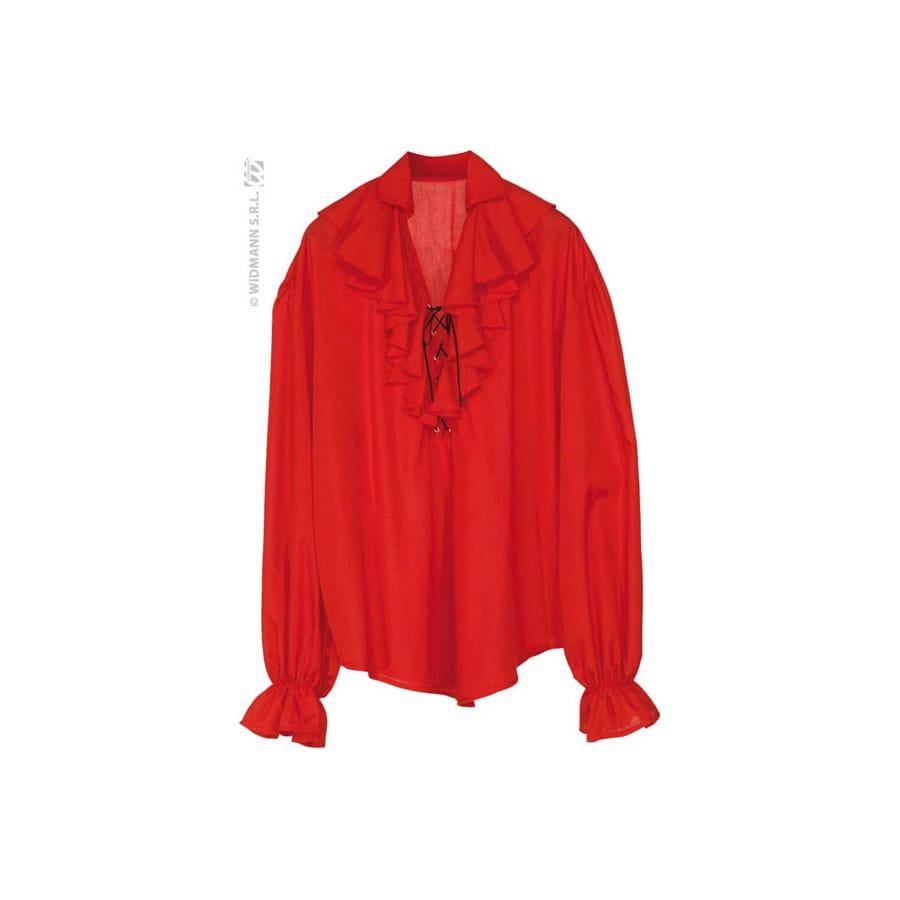 chemise pirate homme rouge. Black Bedroom Furniture Sets. Home Design Ideas