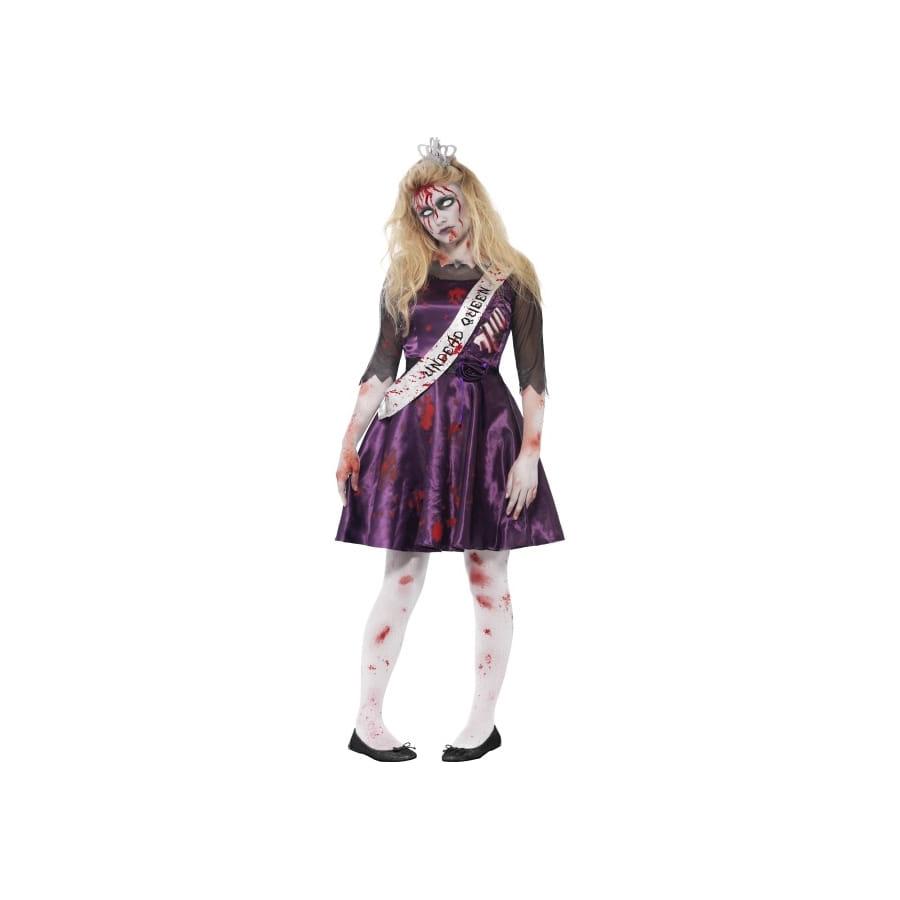 costume reine de la promo zombie pour ado. Black Bedroom Furniture Sets. Home Design Ideas