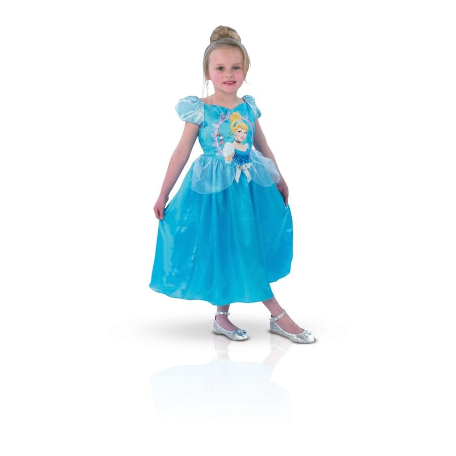 costume robe de cendrillon pour enfant. Black Bedroom Furniture Sets. Home Design Ideas