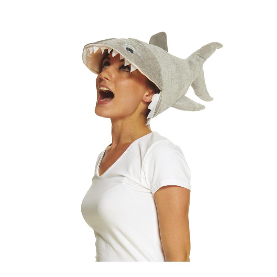 meilleure vente grossiste Acheter Authentic Chapeau requin pour adulte