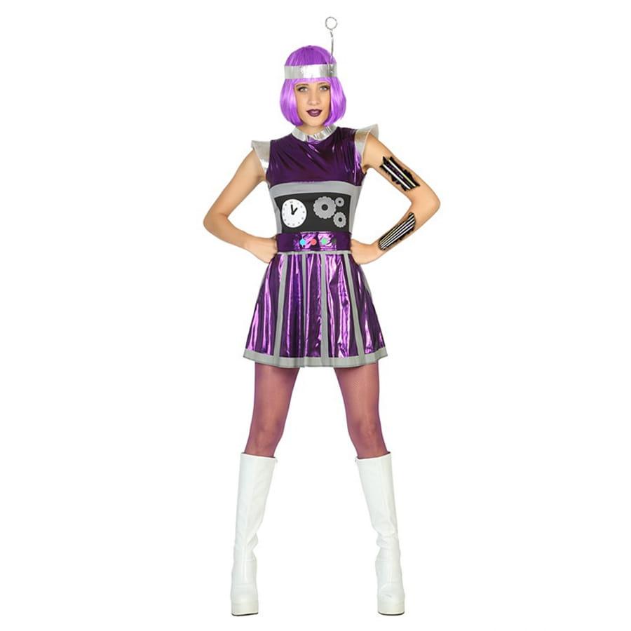 Robe Robot Costume Costume Futuriste Futuriste Costume Robe Robot A5L34qRj