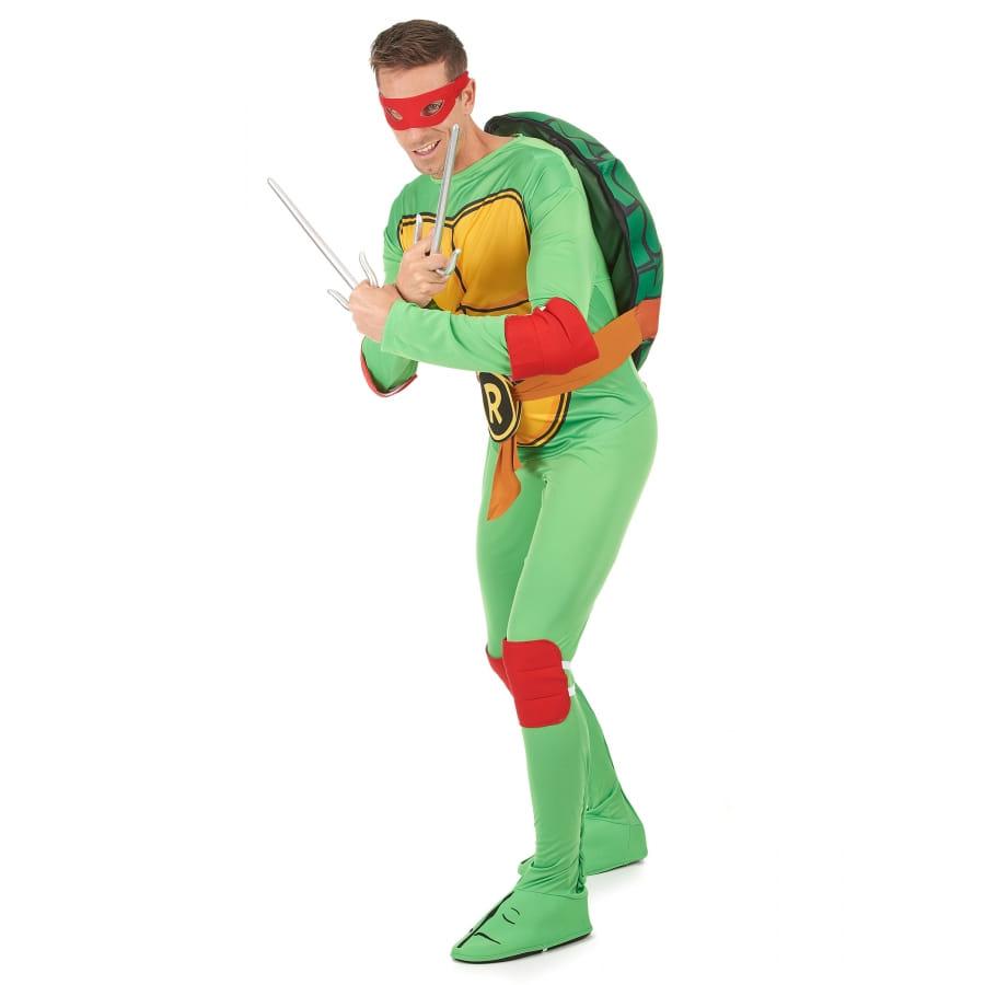 Costume Raphael, tortue ninja. Adulte, image 1 35d8ee2867b2