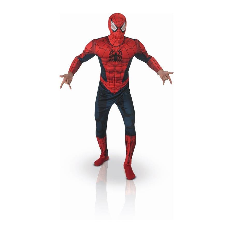 combinaison spiderman adulte univers marvel. Black Bedroom Furniture Sets. Home Design Ideas