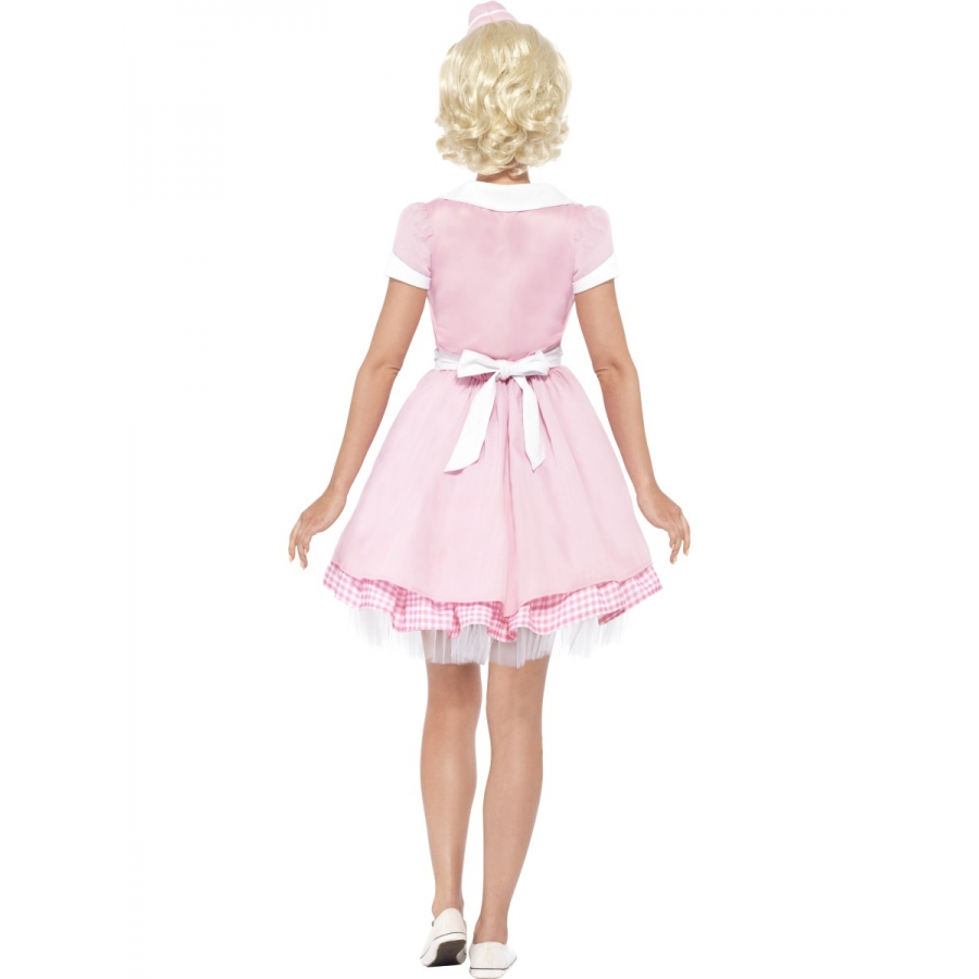 costume serveuse am 233 ricaine 233 es 50
