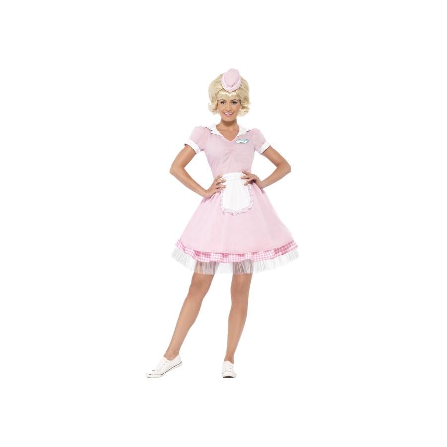 Costume serveuse am ricaine ann es 50 - Deco americaine annee 50 ...