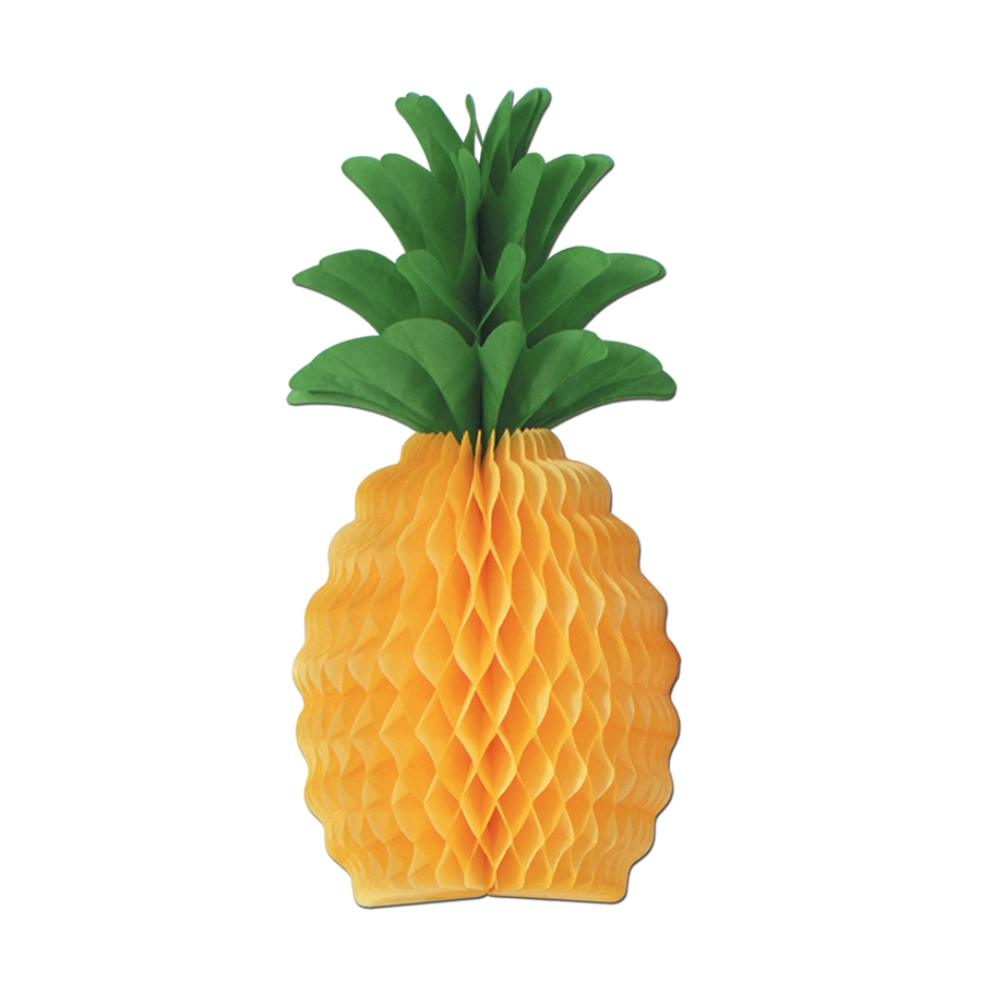 D cor ananas for Ananas dekoration