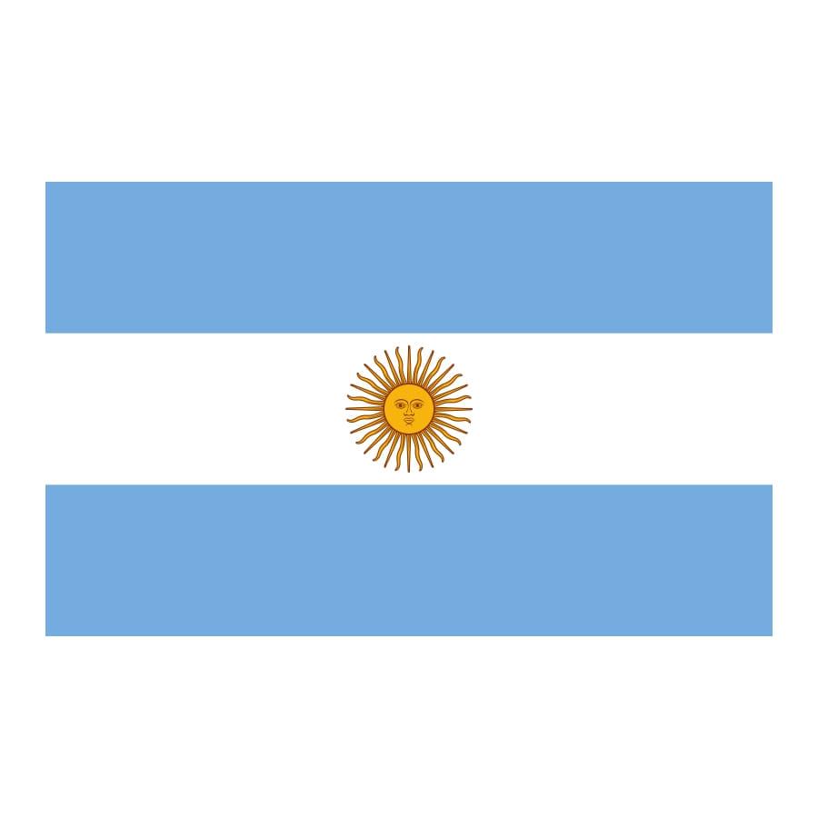 Drapeau argentine 100x150 - Drapeau argentine coloriage ...