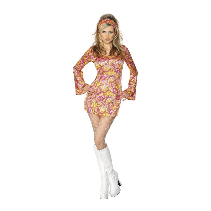 D guisement ann es 70 femme hippie sexy - Deguisement femme annee 70 ...