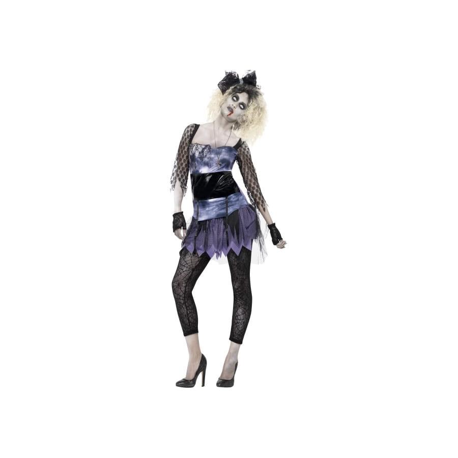 D guisement ann es 80 zombie pour femme - Deguisement annee 80 femme ...