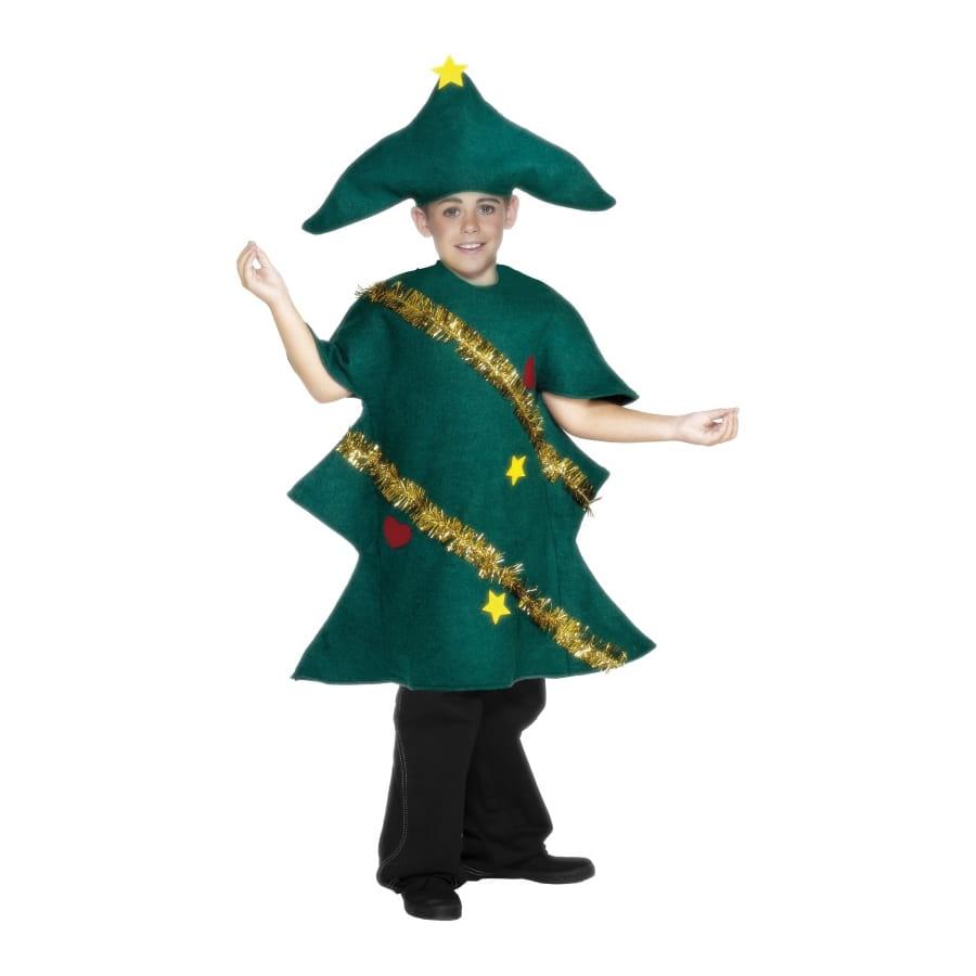 D guisement arbre noel enfant - Deguisement sapin de noel ...