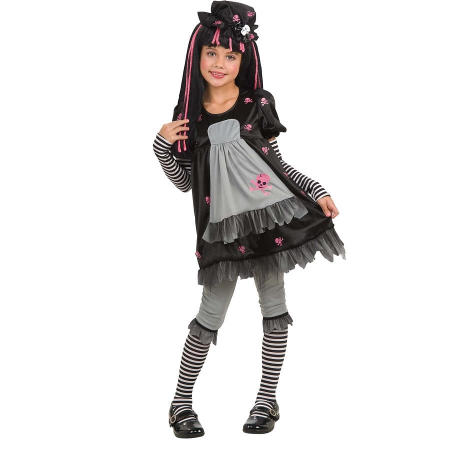 deguisement black dolly pour enfant. Black Bedroom Furniture Sets. Home Design Ideas