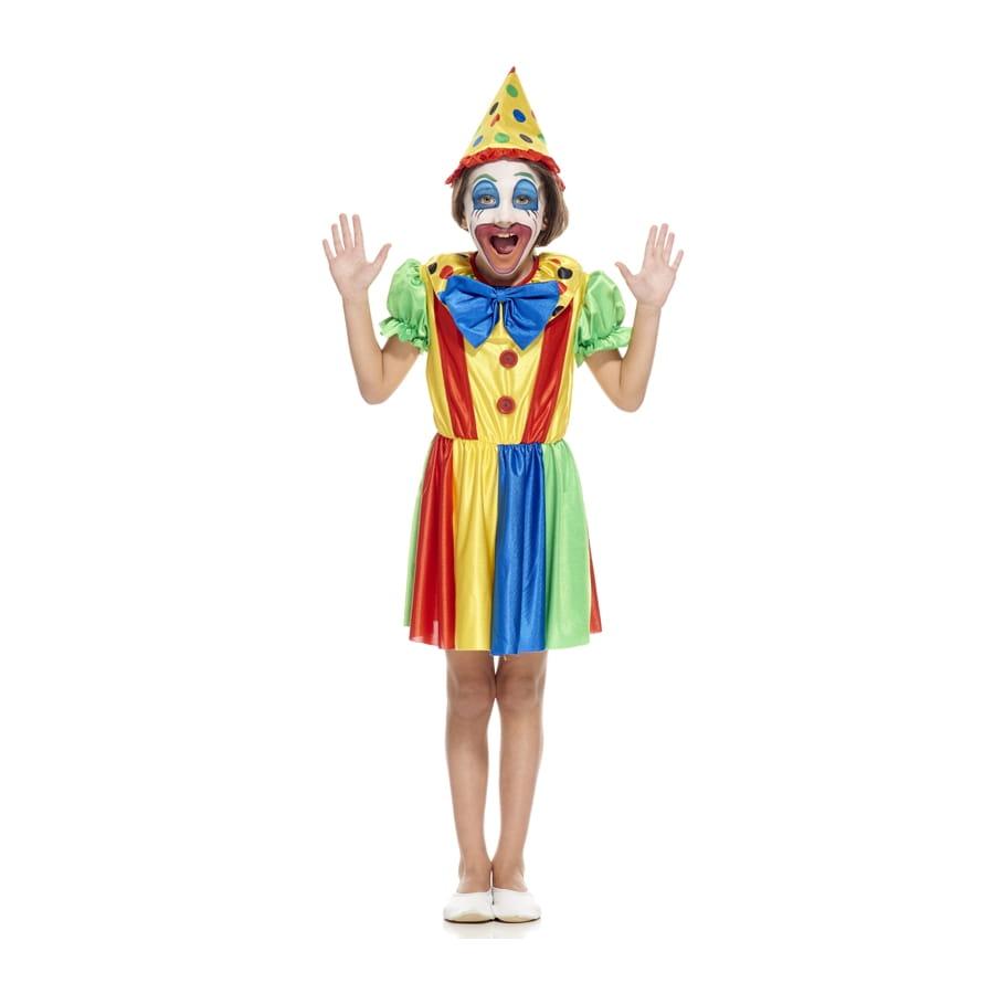 deguisement clown fille pour enfant. Black Bedroom Furniture Sets. Home Design Ideas