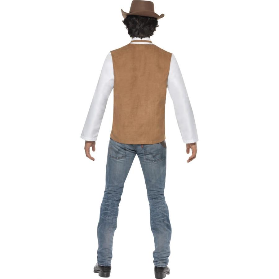 D guisement cowboy homme - Deguisement western homme ...