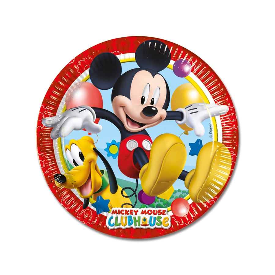 d 233 corations d anniversaire mickey clubhouse