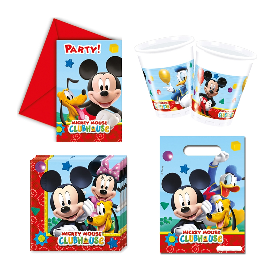 Decorations D Anniversaire Mickey Clubhouse