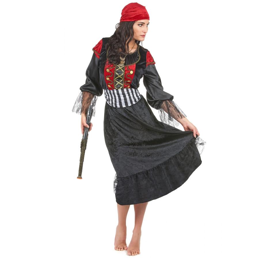 Deguisement femme robe noire
