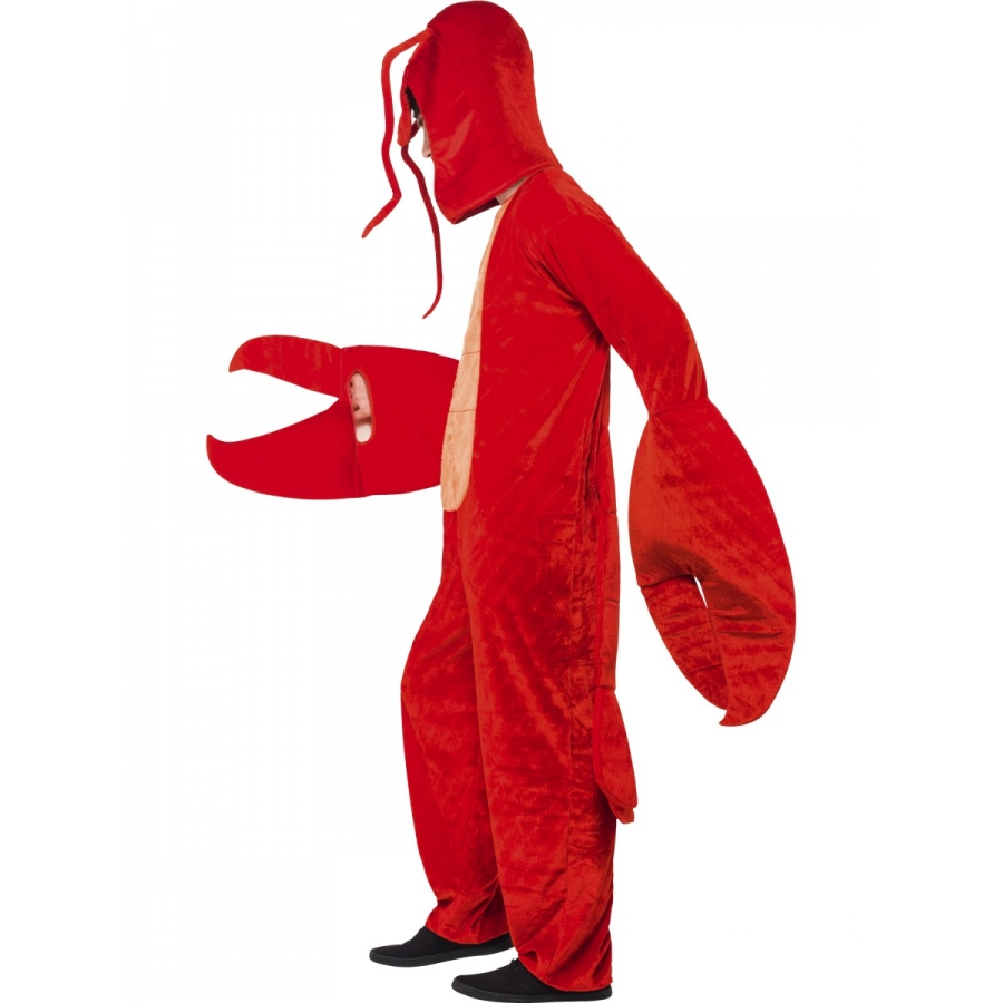 Costume de homard adulte