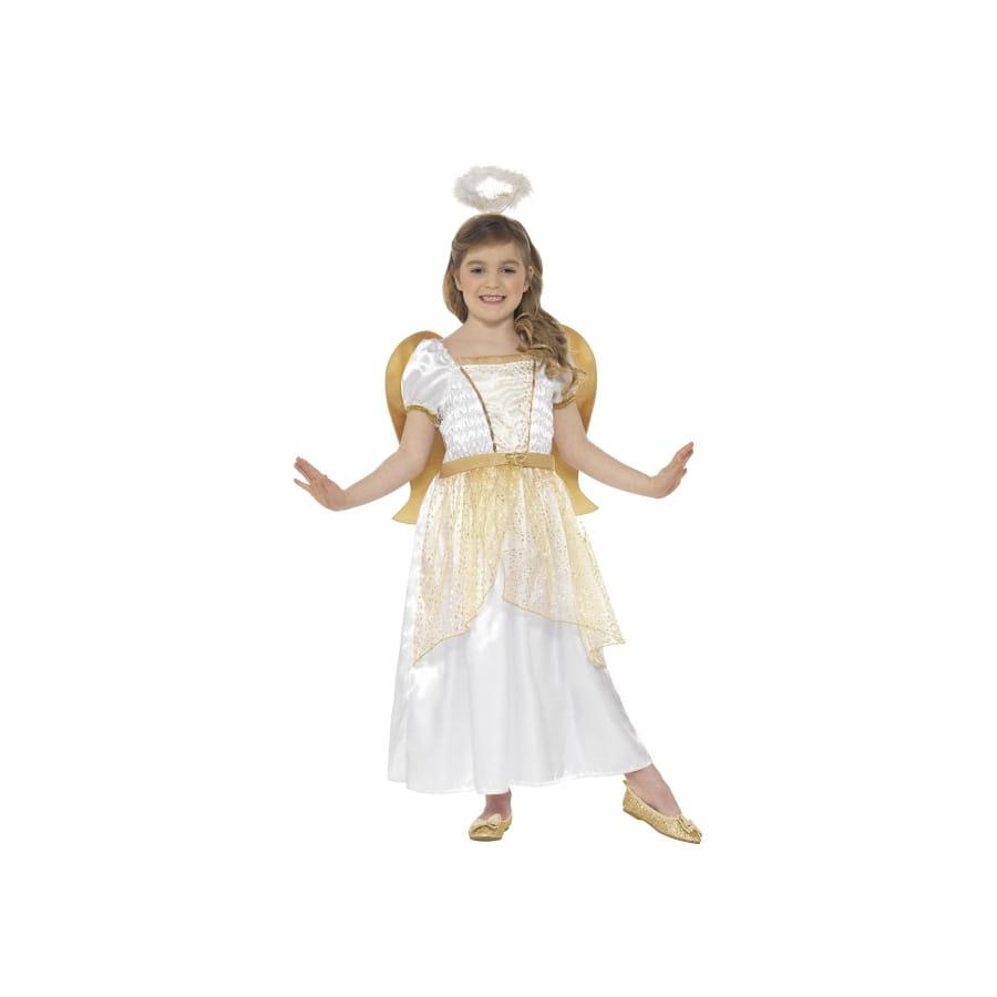 36b44912635 Déguisement de petit ange pour fille