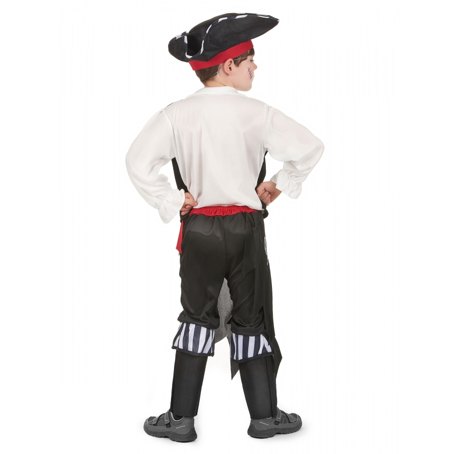 D guisement de petit pirate motif t te de mort - Deguisement tete de lego ...
